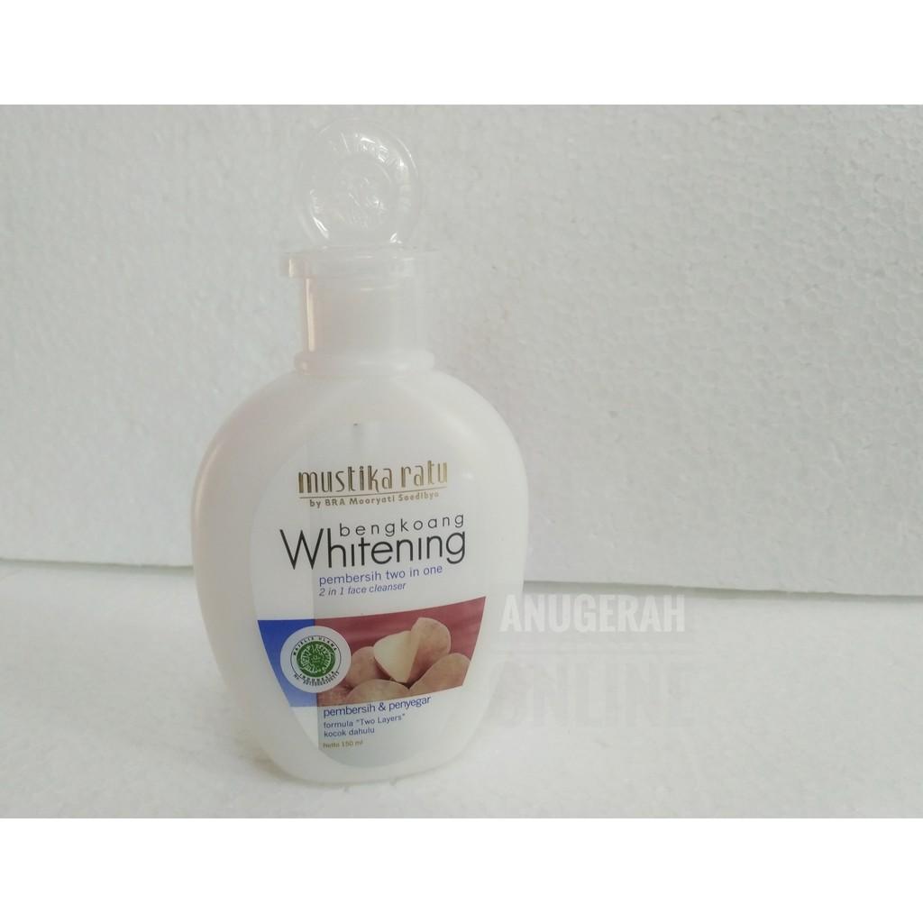 Mustika Ratu Pembersih dan Penyegar 2 in 1 Whitening (150 ml) | Shopee Indonesia