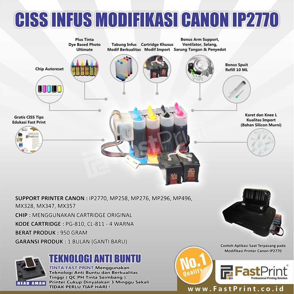 Printer Canon Pixma G1000 Shopee Indonesia Tinta Gi 790 Pigment Ultimate Plus Uv G2000 G2003 G3000 Magenta 70 Ml