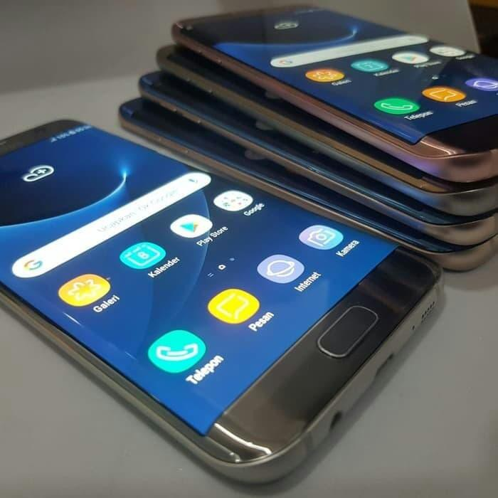 [Second/Bekas] Samsung Galaxy S7 Edge - Bekas Handphone/HP