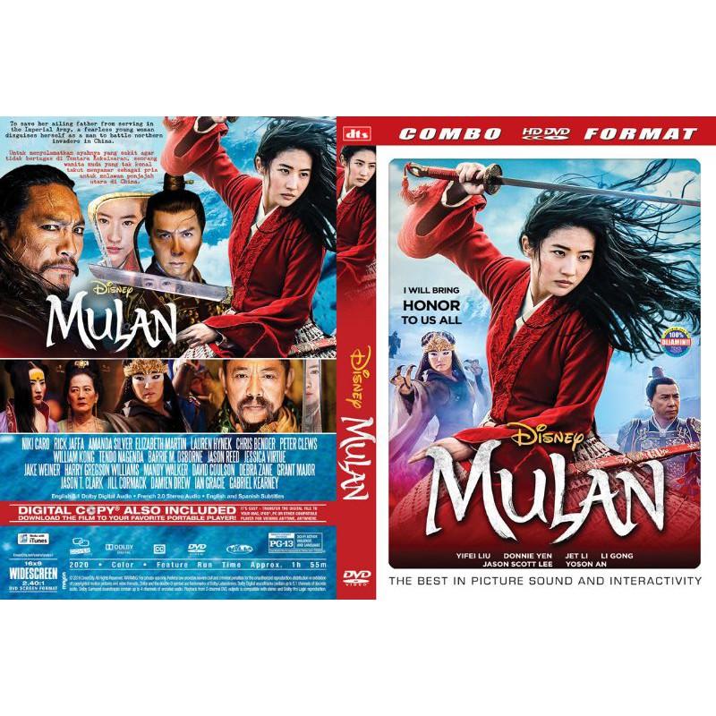 Film Mulan Bioskop 2020 Shopee Indonesia