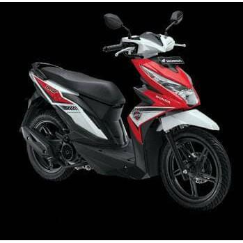 Spakbor Depan Honda New Beat Fi Esp Beat Street Biru Hitam Merah Putih Shopee Indonesia
