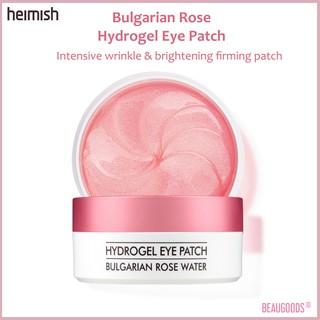 [BPOM] HEIMISH Bulgarian Rose Hydrogel Eye Patch (isi 60 pcs) thumbnail