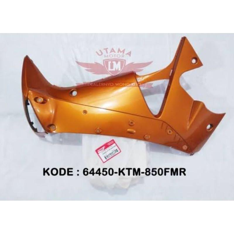 SAYAP DEPAN SUPRAX125 OLD KIRI COLLAT ORIGINAL AHM 64450-KTM-850FMR