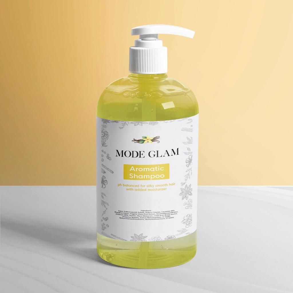 Mode Glam Shampoo Aromatic 450ml-2