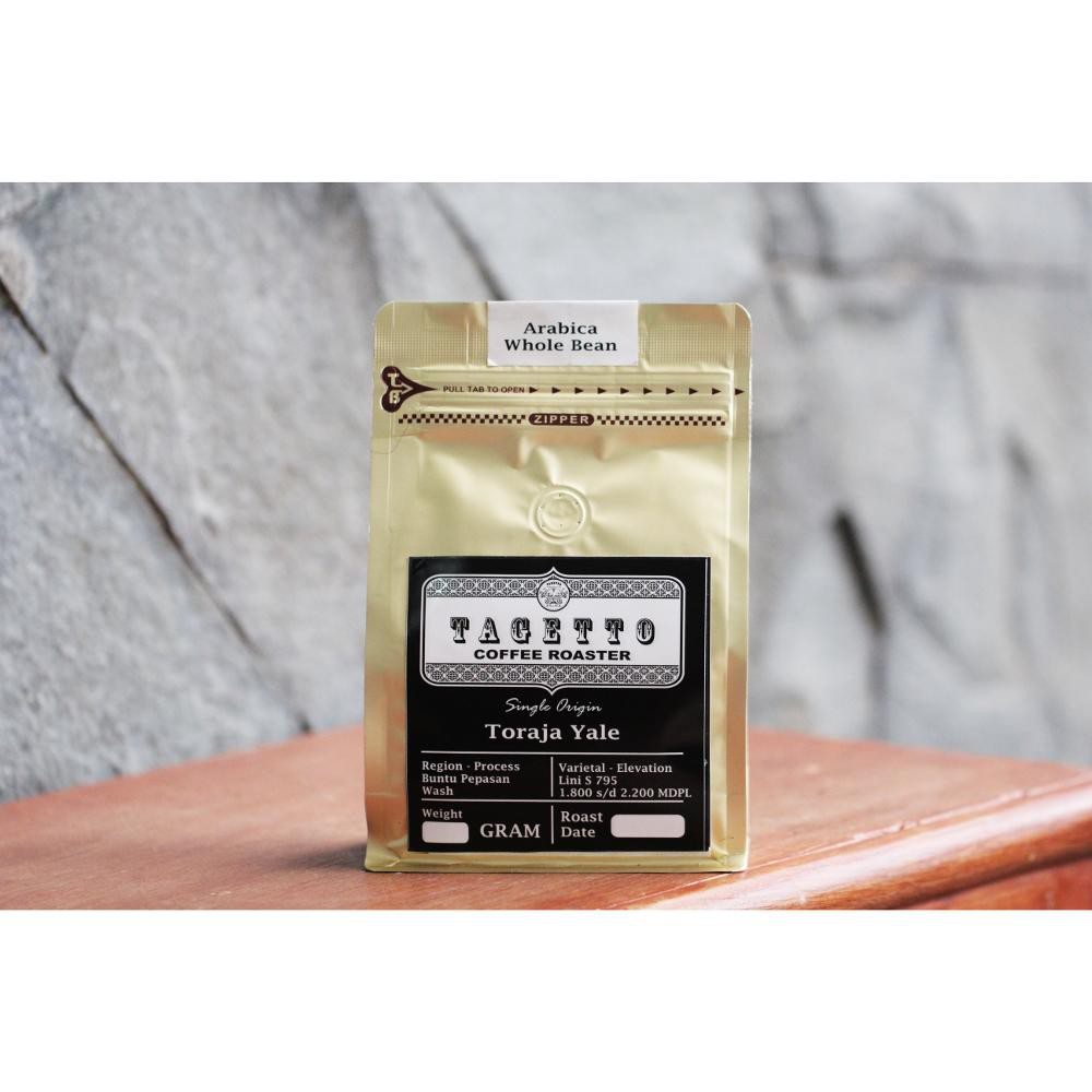 Aman Gayo Bourbon 250gr Tagetto Coffee Kopi Arabica Trendi Shopee Black Honey Indonesia