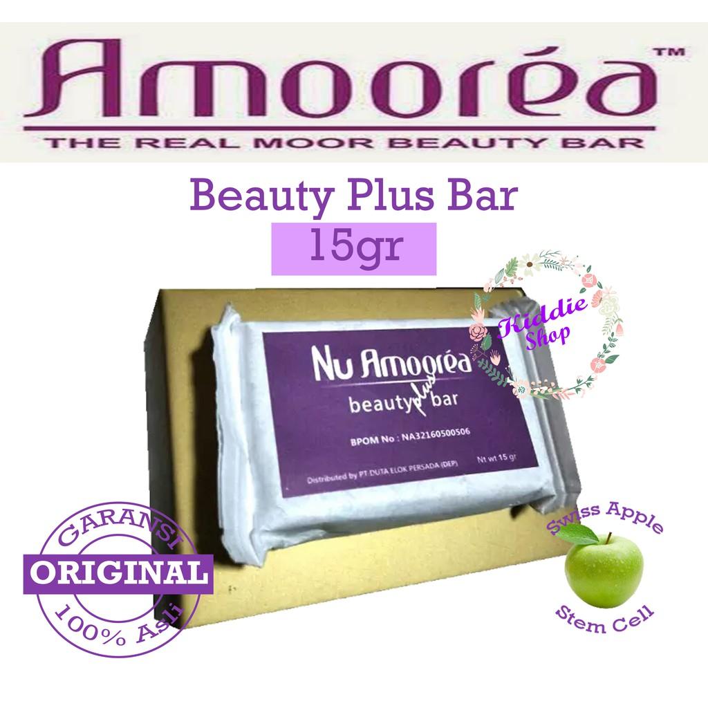 Promo Nu Amoorea Beauty Plus Bar Stemcell 1 Ukuran 15gram Nuamorea Steam Cell 15 Gram Shopee Indonesia