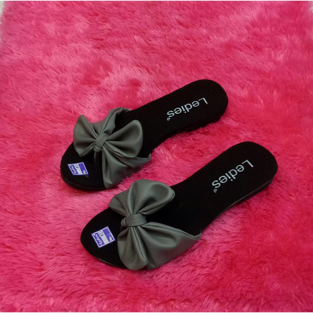 Sandal Wanita Pita Terbaru Cantik Keren Sendal Cewek Teplek Jepit Unik Lucu  Murah-JY  999425a22a