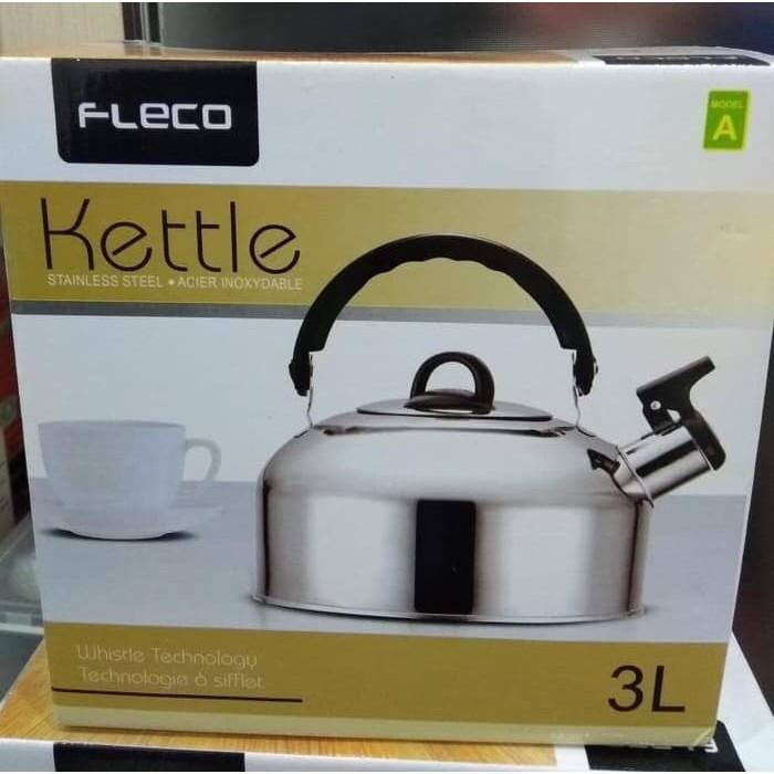 EELIC TEO-F5L SILVER KETEL STAINLESS STEEL BERSIUL TEKO PEMANAS AIR CERET MEMASAK AIR KAPASITAS 5L | Shopee Indonesia