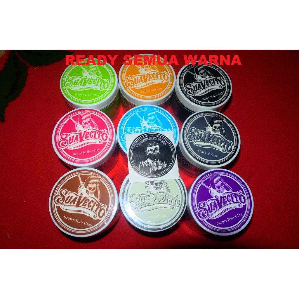 Daftar Harga Suavecito Color Coloring Wax Clay Pomade Colour Warna Superdry Syg141o Jam Tangan Pria Orange Silver 7 Pewarna Tidak Permanen Abu Shopee Indonesia