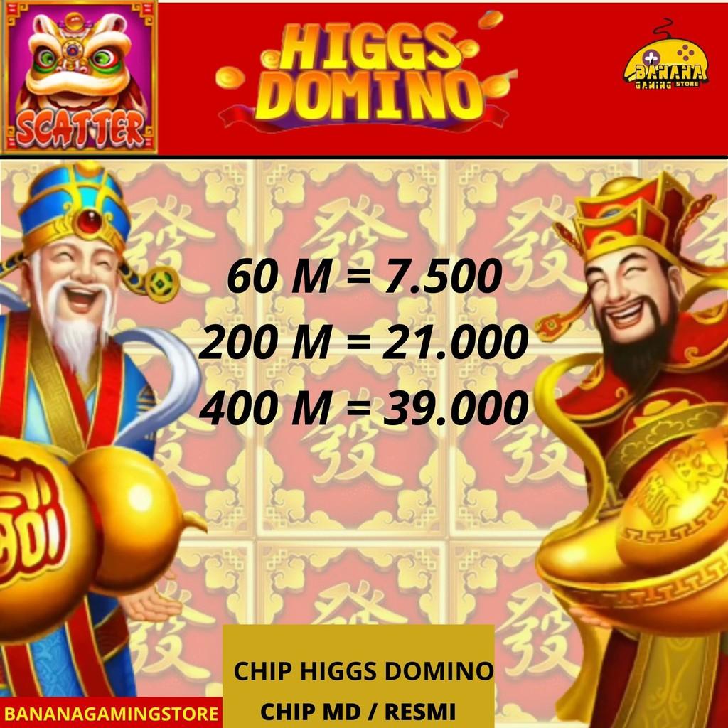 Chip domino higgs island - Chip domino Eceran - Chip higgs domino - Koin higgs - Chip domino murah