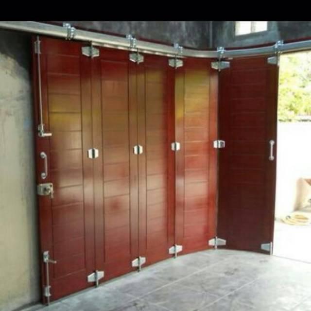Pintu Garasi Sliding | Shopee Indonesia