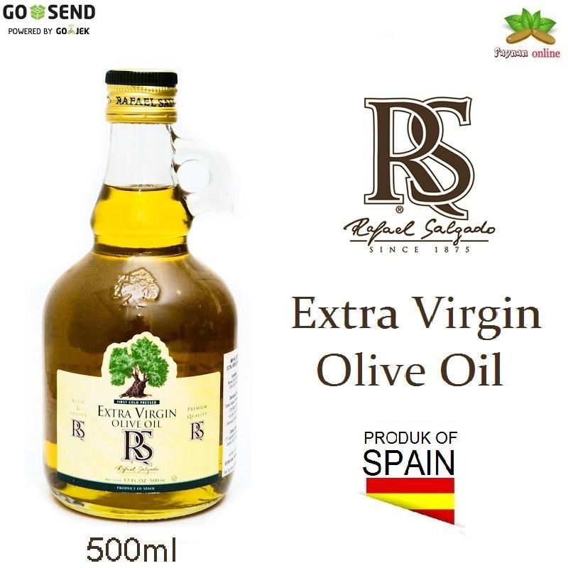 Minyak Zaitun BORGES Extra Virgin Olive Oil 500 ml - BORGES 500ml   Shopee Indonesia