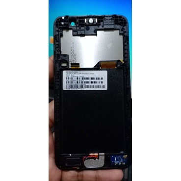 LCD Advan nasa full set/frame antena buzzer tombol home