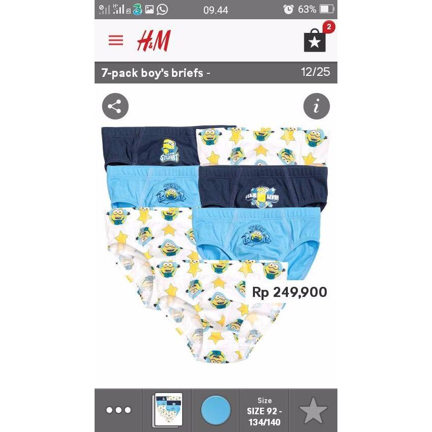 h m+celana+pakaian+dalam - Temukan Harga dan Penawaran Online Terbaik -  Desember 2018  2279d7a268