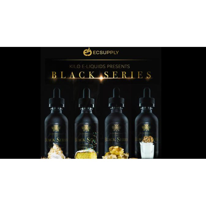 KILO BLACK SERIES 60ML Perminum liquid USA Nikotin 3MG - TidakPilihRasa | Shopee Indonesia