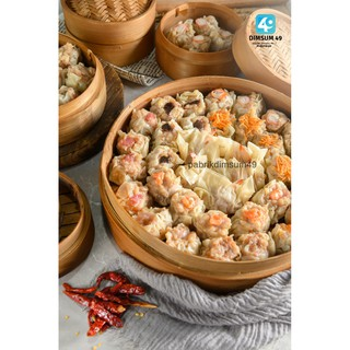 FLASH SALE DIMSUM 49 TERMURAH ISI 100 PCS