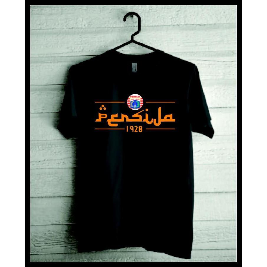T Shirt Kaos Persija Tulisan Arab Shopee Indonesia 1928