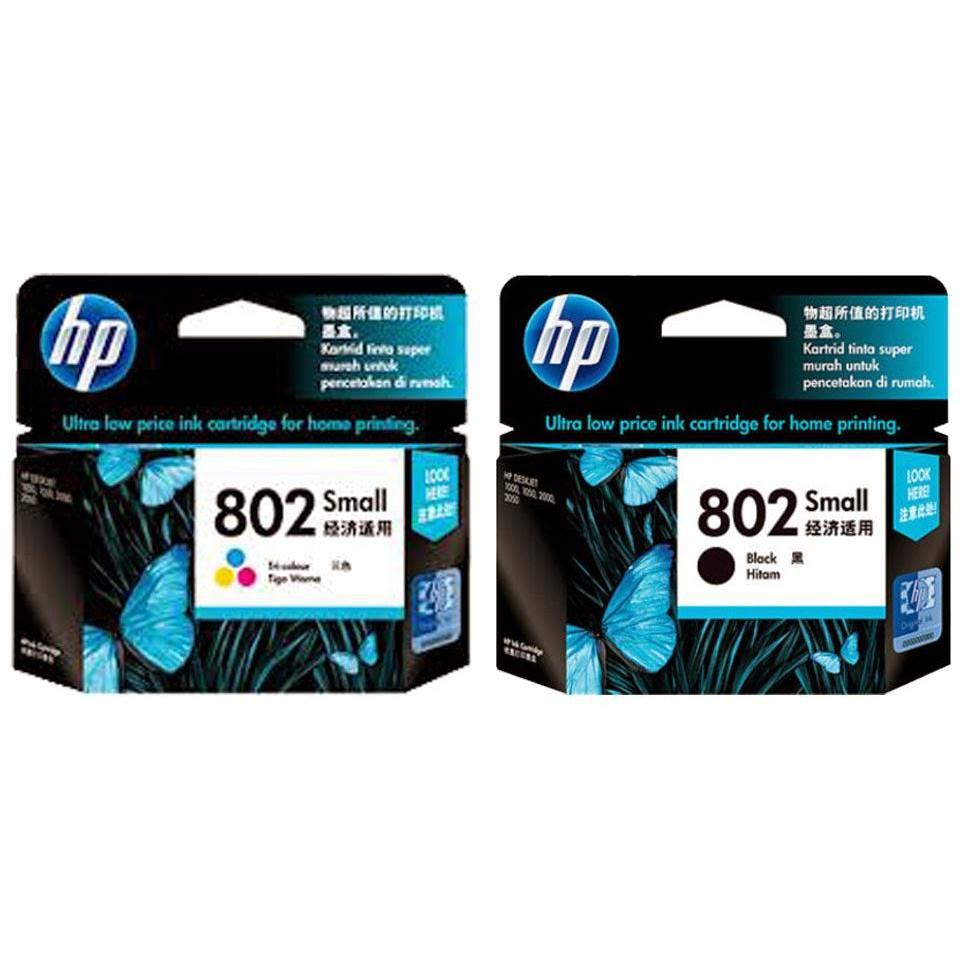 Hp Tinta Original Gt51 Black M0h57aa3 Update Harga Terkini Dan M0h57a 90ml Refill Printer Deskjet Gt5810 Gt 5820 All In One Catridge 802
