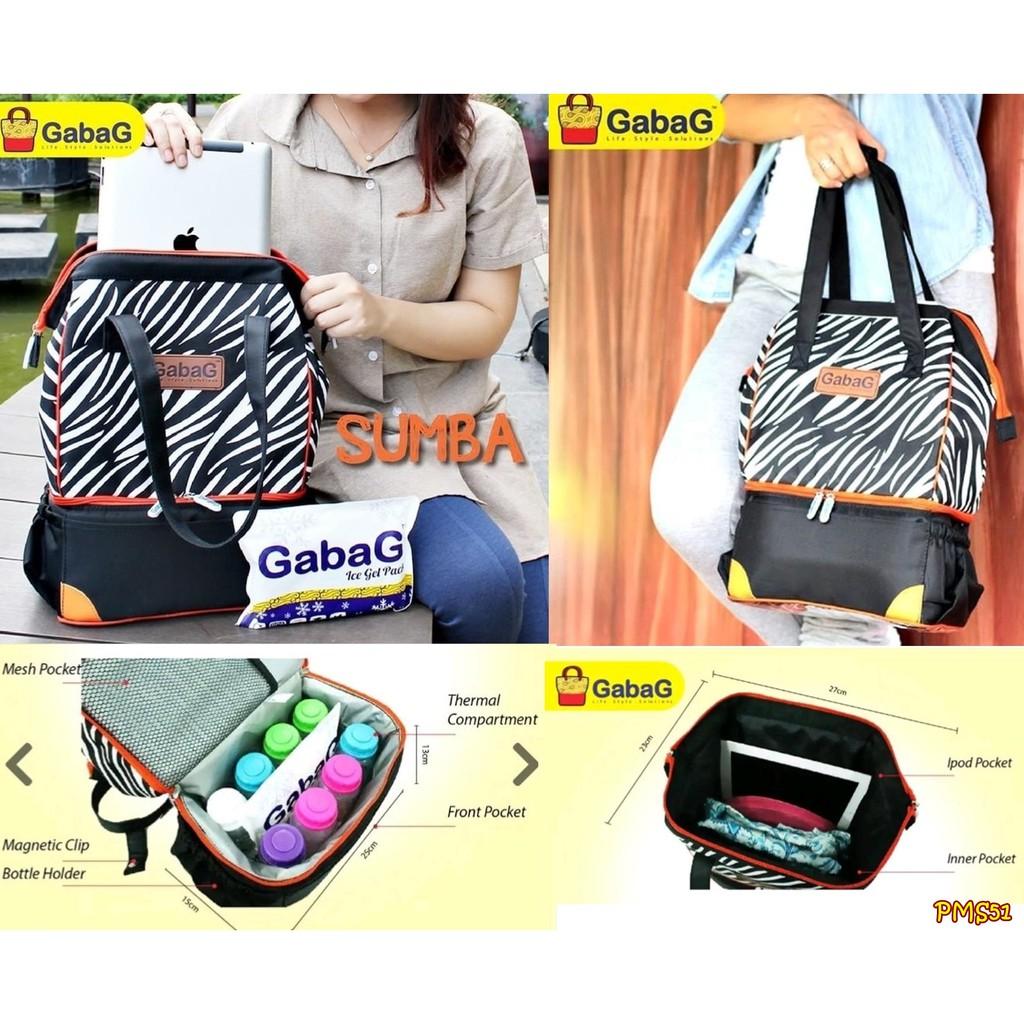 Pms50 Cooler Bag Gabag Sentani Tas Asi Shopee Indonesia