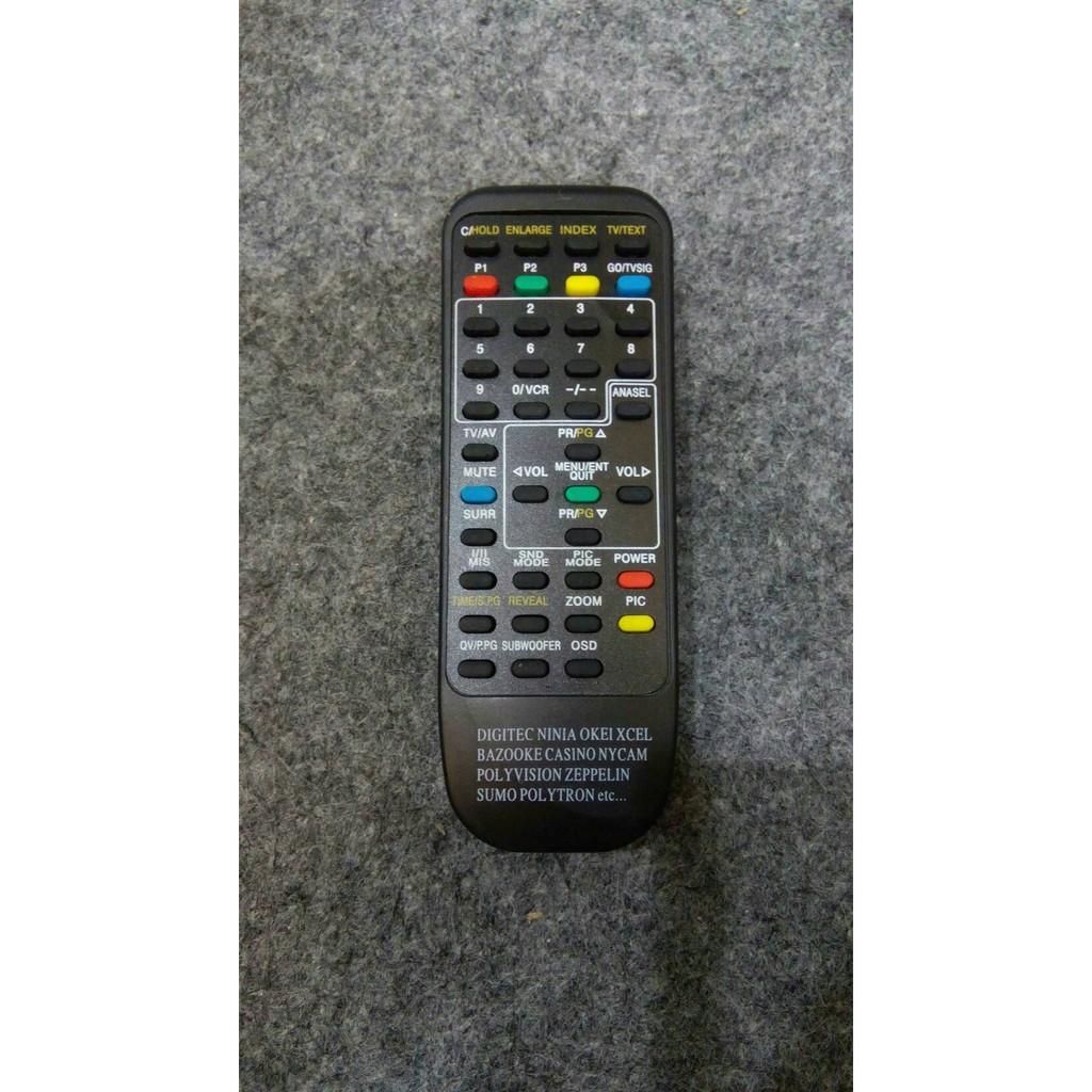 Remot Remote Tv Lg Tabung Flat Slim 6710v00124b 6710v00124d X W J Led Coocaa Cocaa Cocoa 32e20w 32e21w Shopee Indonesia