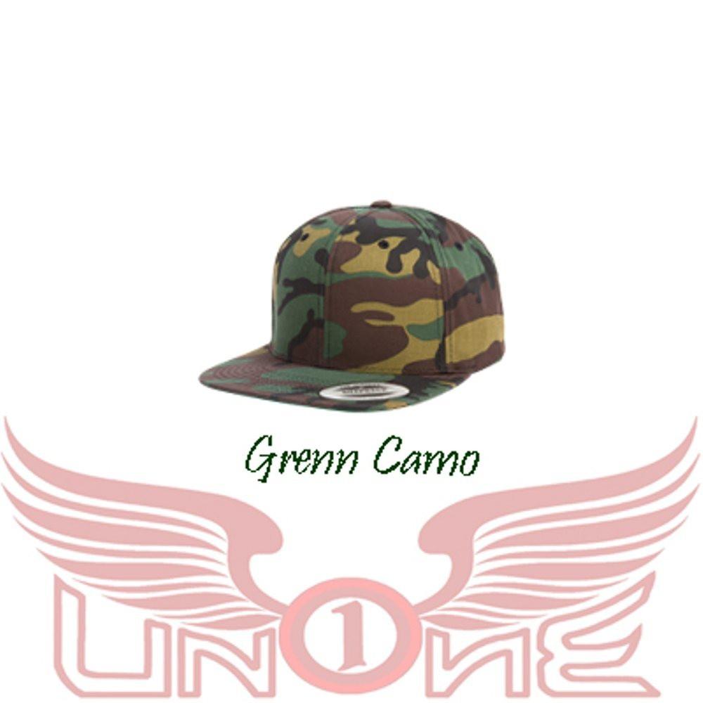 Topi Snapback Baseball Flexfit Yupoong 6089 Camo Army Original ... f08a56375ad0