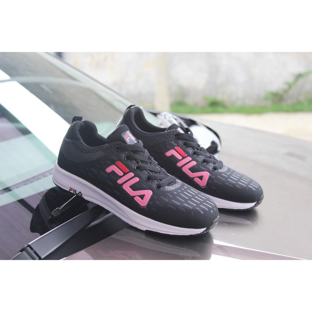 Sepatu Fila Sneakers Kasual Pria Sz 39 - 44 Made In Vietnam Grade Original   96a81b7ac9