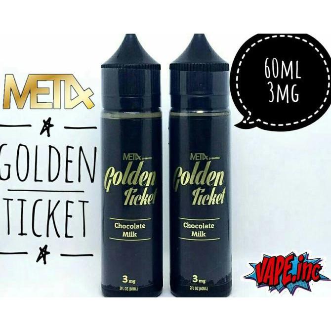 Rokok Elektrik - Mango 2 Pcs. Source · Golden Ticket Chocolate Milk .