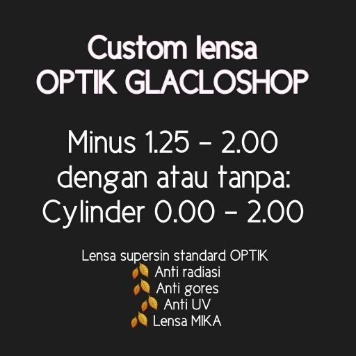 Khusus Cyl Diatas 2 00 Lensa Essilor Crizal Alize Index 1 50 BUKAN MURAHAN  TERBAIK  aa455ec5e0