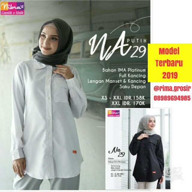 atasan putih - Temukan Harga dan Penawaran Atasan Muslim Wanita Online  Terbaik - Fashion Muslim Maret 2019  9ad75b7b5a