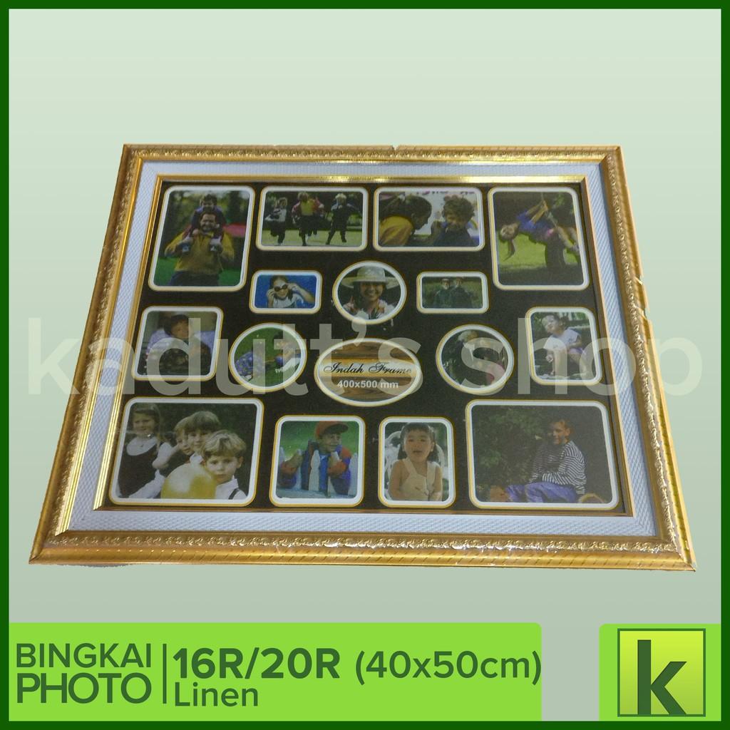 Jt Bingkai Pigura Frame Foto 6r A5 15x20 Cm Murah Shopee Figura 4r Minimalis 10x15cm Hitam Putih Indonesia