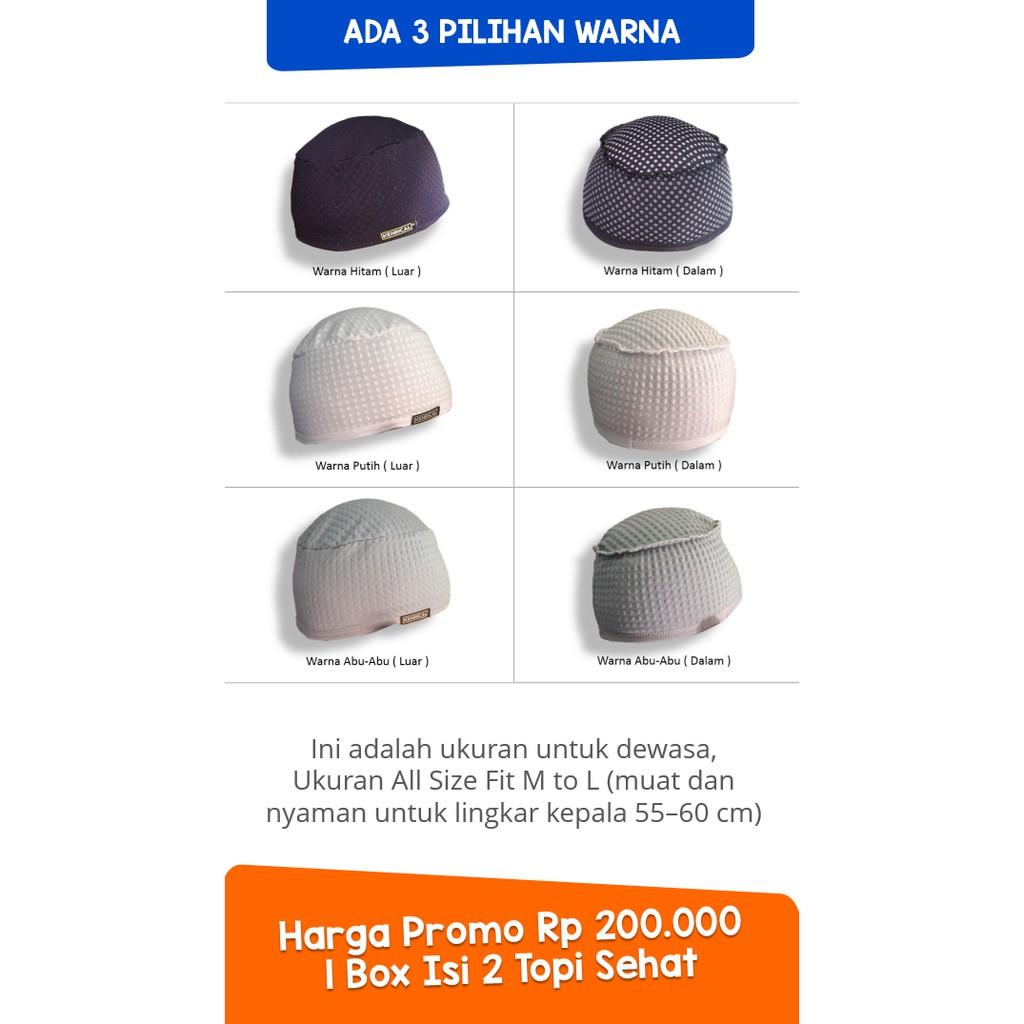 Promo Harga Topi Sehat Terbaru. Source · Topi Sehat Kenrical🎩 Bonus Ciput  afdfa89371