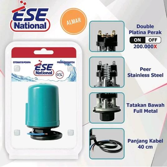 Otamtis Pompa Air G 1 4 Otomatis Sanyo Air Automatic Water Pump Alat Suku Cadang Mati Hidup Sanyo Shopee Indonesia