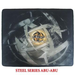 ... Steel Series Mouse Pad Gaming Lebar 45 x 35 cm. suka: 13
