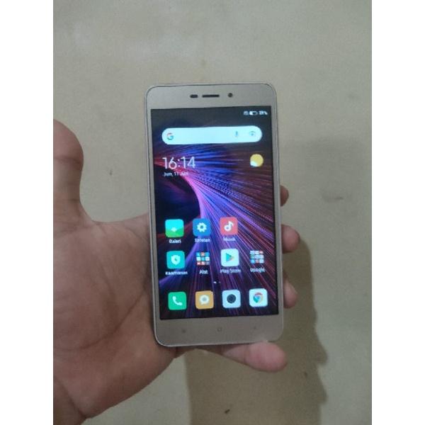 Handphone HP Second Seken Bekas Murah Xiaomi Redmi 4a Prime