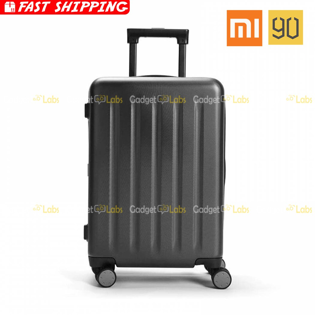 Xiaomi 90 Points Koper 20 Inch Carry On Luggage with Front Compartment | Shopee Indonesia