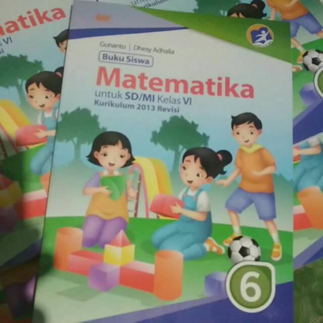 Matematika Penilaian Gap Kelas 6 K13 Revisi Gunanto Dhesy
