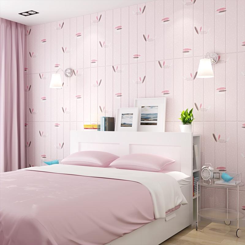 Stiker Dinding Bahan Tahan Air Gambar Bunga 3d Warna Pink Untuk Dekorasi Kamar Anak Perempuan Shopee Indonesia