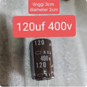 elko elco 100uf 400volt 100 uf 400 volt 400v - 120 uf 400v