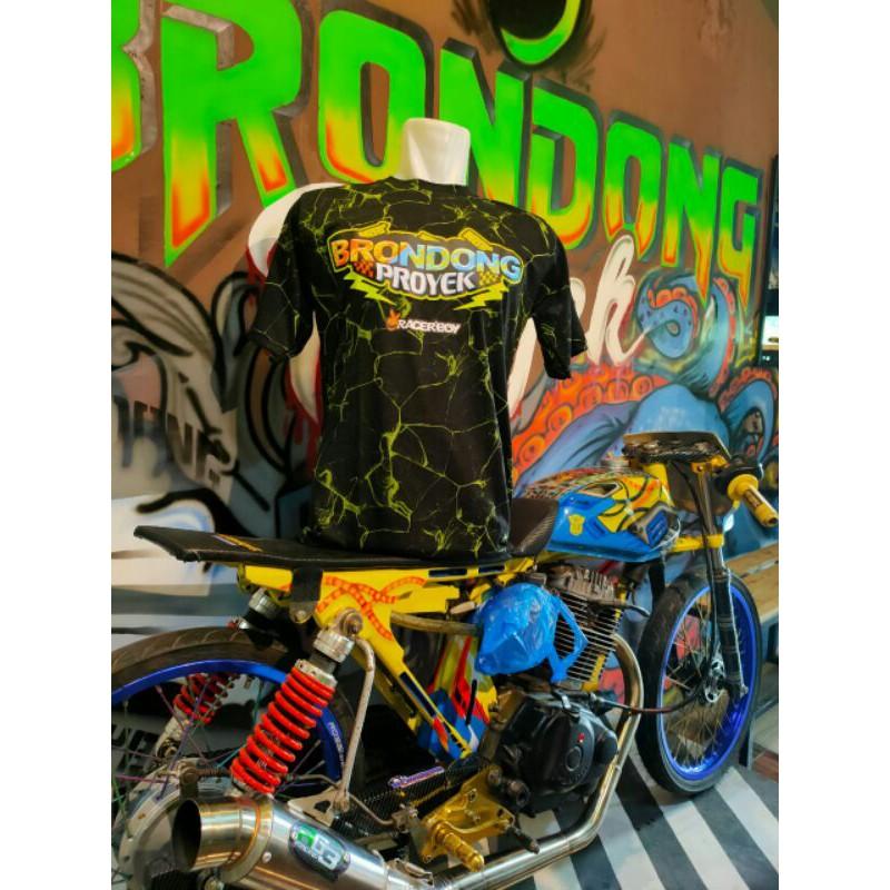 t shirt // BRONDONG PROYEK 1N23456 Original RacerBoy // code:BP08