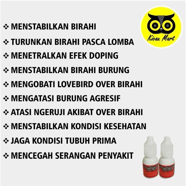 Obat Burung Penyetabil Birahi Lovebird Kurnia Bf Over Birahi Ob Ngeruji Cabut Bulu Gestang Vbpblbf Shopee Indonesia