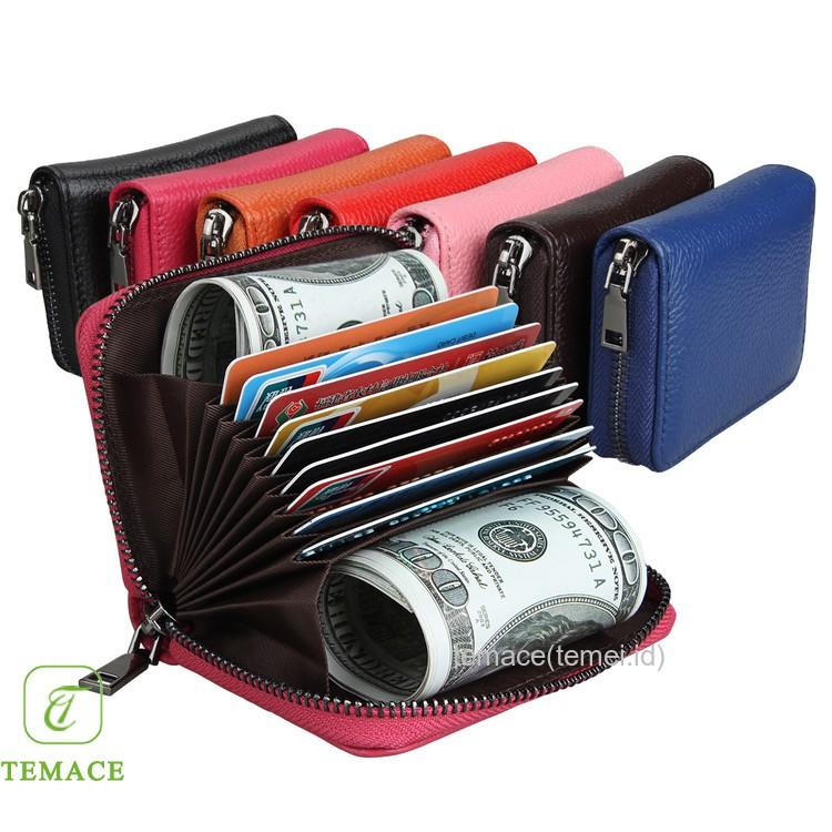 Card Guard Holder Wallet (Dompet Kartu Nama / Atm / Kartu Kredit )   Shopee Indonesia