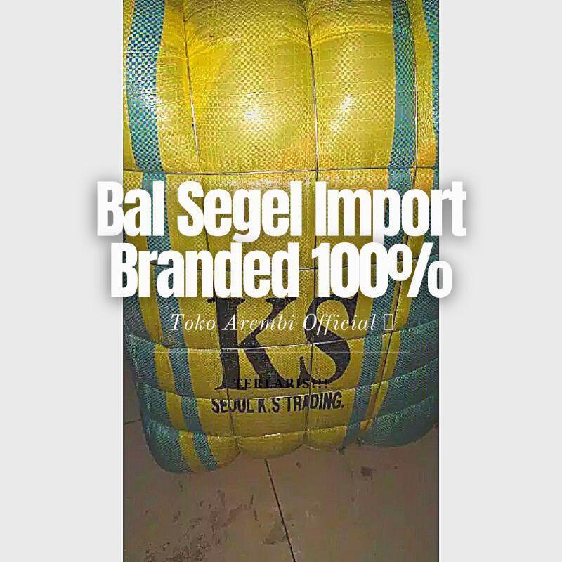 Bal import segel kode 421-1, Hoodie korea. Branded bahan bersih