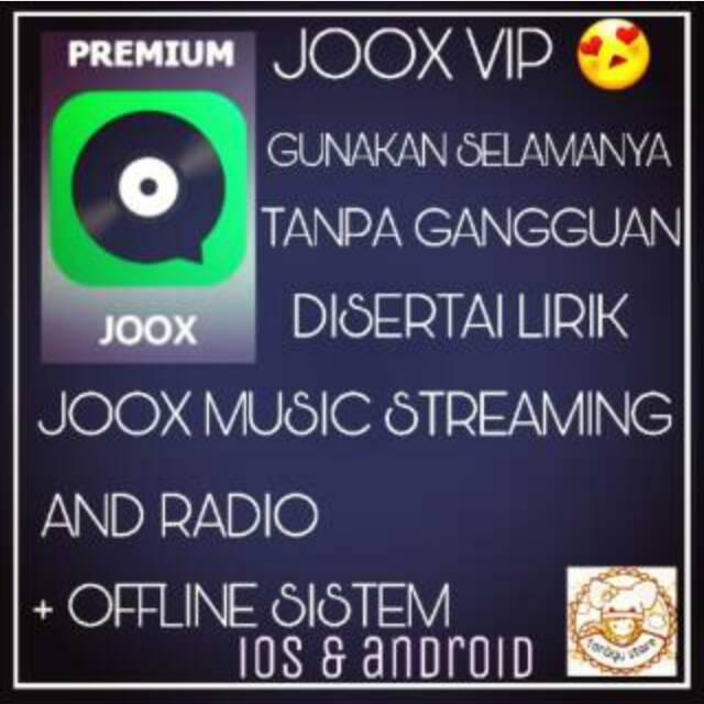 joox vip bisa offline + kplus