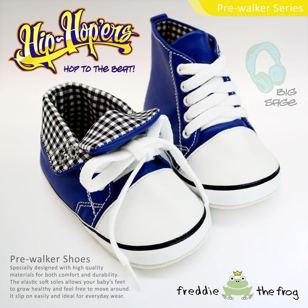 Sepatu Bayi Baby Perempuan Tamagoo Daisy Grey Shoes Gwen Prew 9 12 Bulan Prewalker Murah Shopee Indonesia