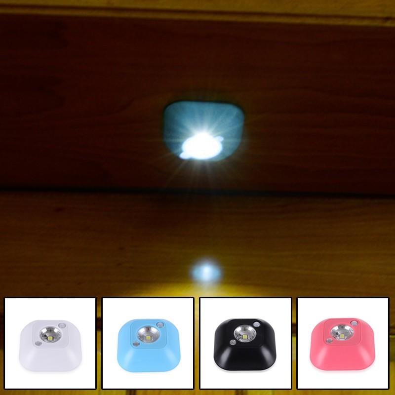 Lampu Malam LED Mini dengan Sensor Gerak Inframerah untuk Lemari Pakaian   Shopee Indonesia