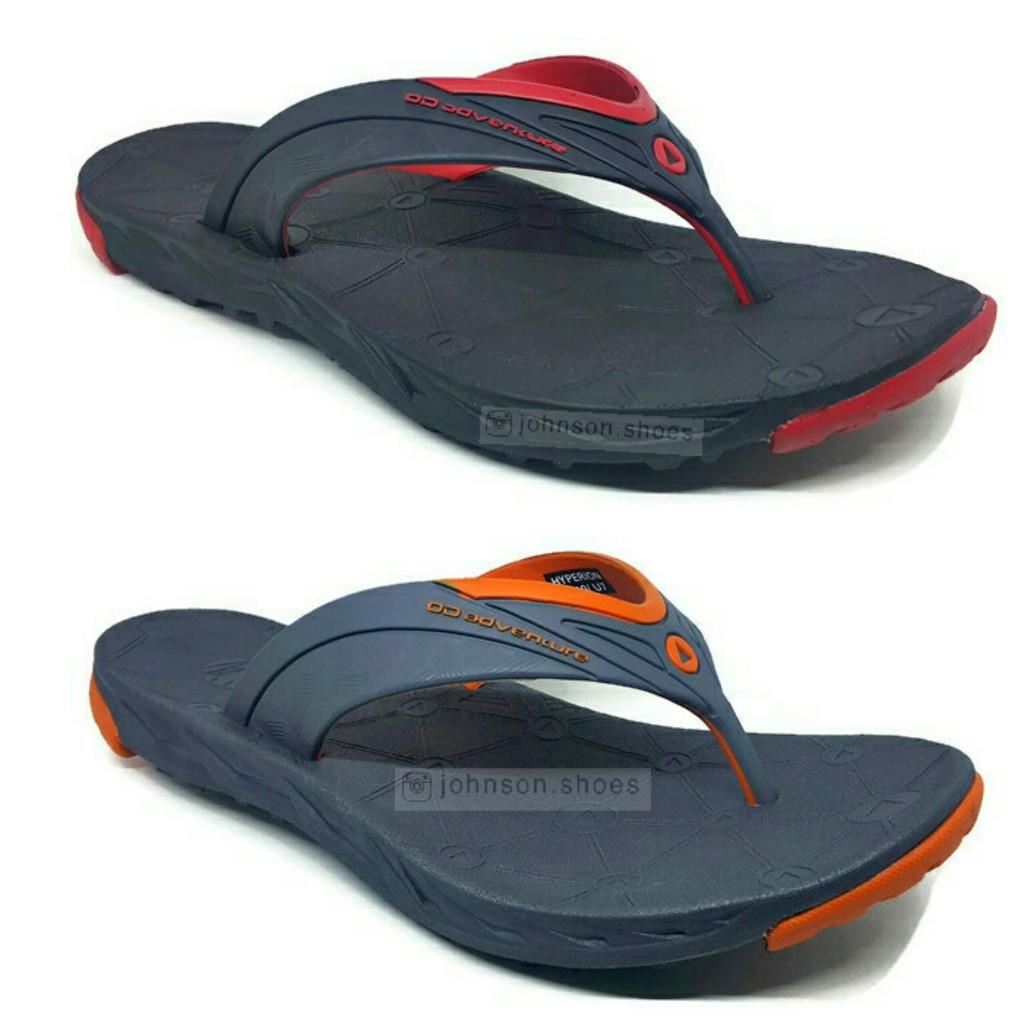 Carvil Sandal Pria Shibo Gm Black Terracotta Shopee Indonesia Gunung Men Esperanto Brown Orange 39