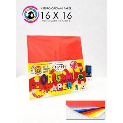 Kertas Lipat - 50 Origami Washi Paper Season Patterns Faber Castell | Shopee Indonesia