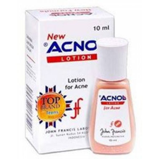 ACNOL LOTION For Acne 10 Ml - Obat Jerawat