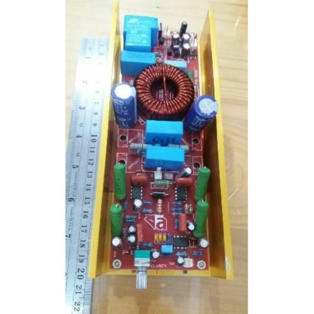 POWER AMPLIFIER CLASS D1000