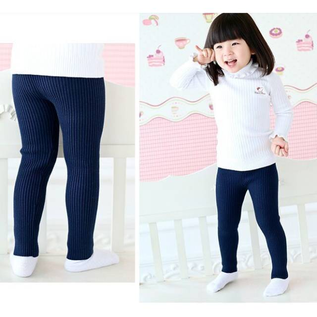 Legging Anak Import Bahan Knit Good Quality Legging Anak Celana Legging Anak Legging Anak Perempuan Shopee Indonesia